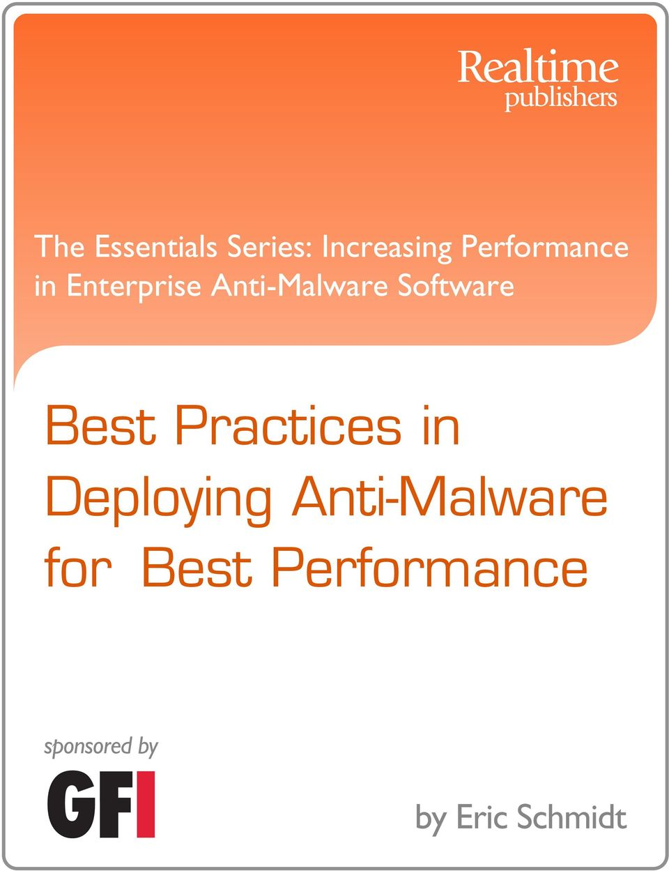 Software Best Practices in Deploying