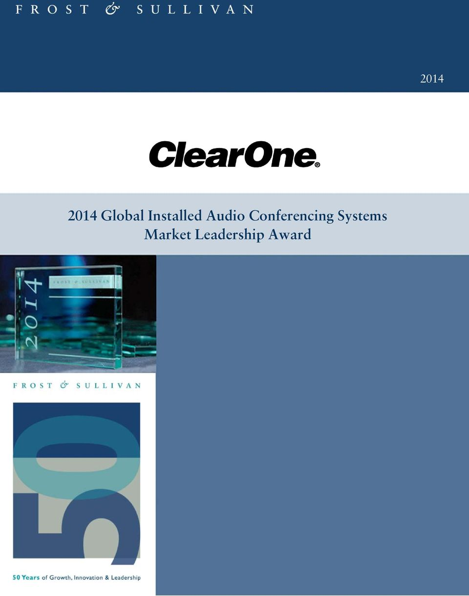 Conferencing Certificate Systems Product Market