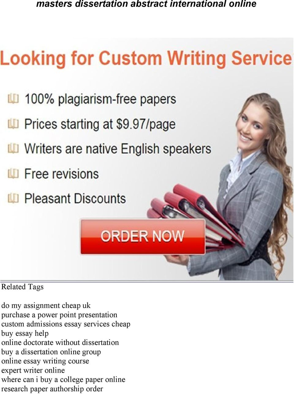 online doctorate without dissertation buy a dissertation online group online essay writing