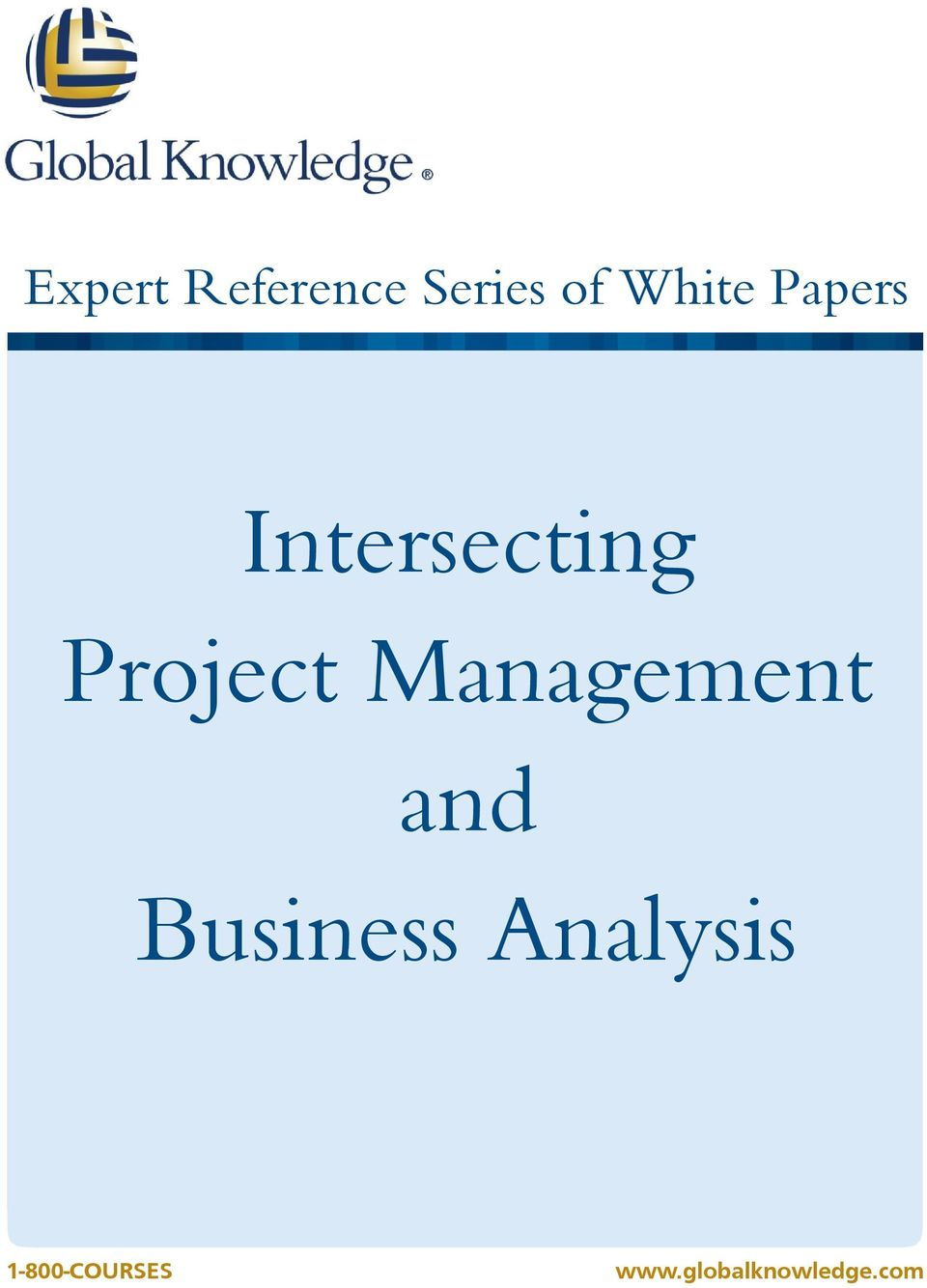 Management and Business Analysis