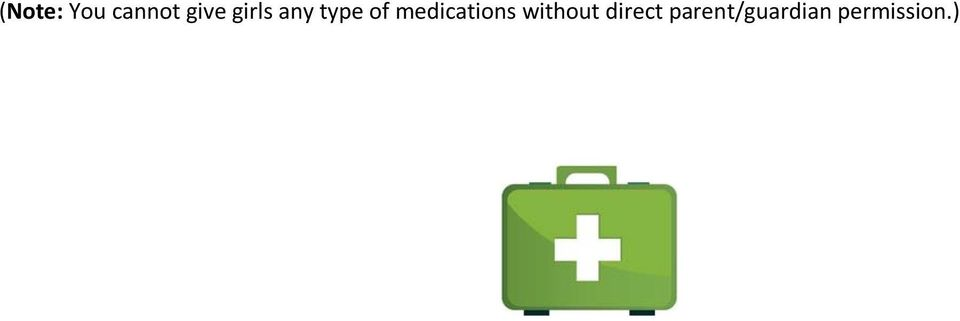 medications without