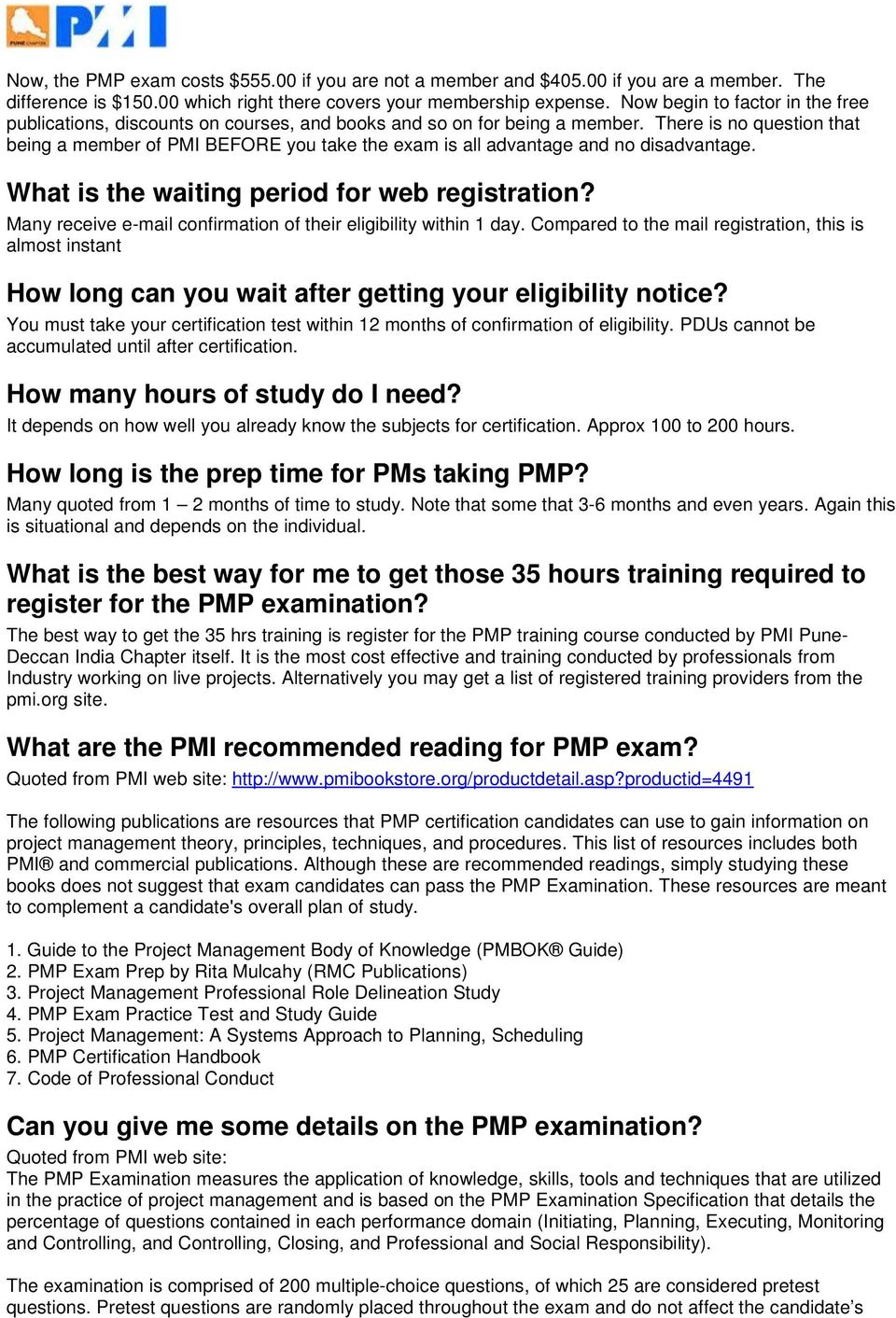 Frequently Asked Questions Faqs Pdf