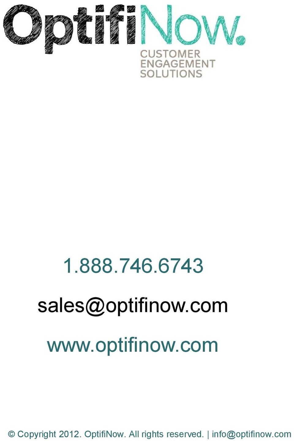 optifinow.com Copyright 2012.