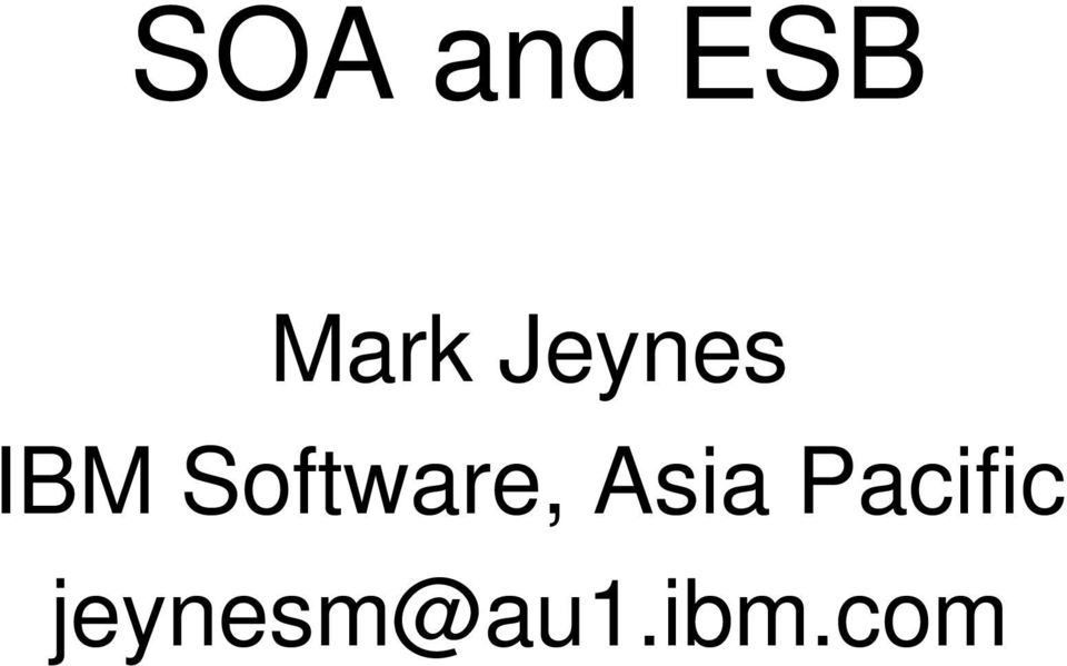 Software, Asia