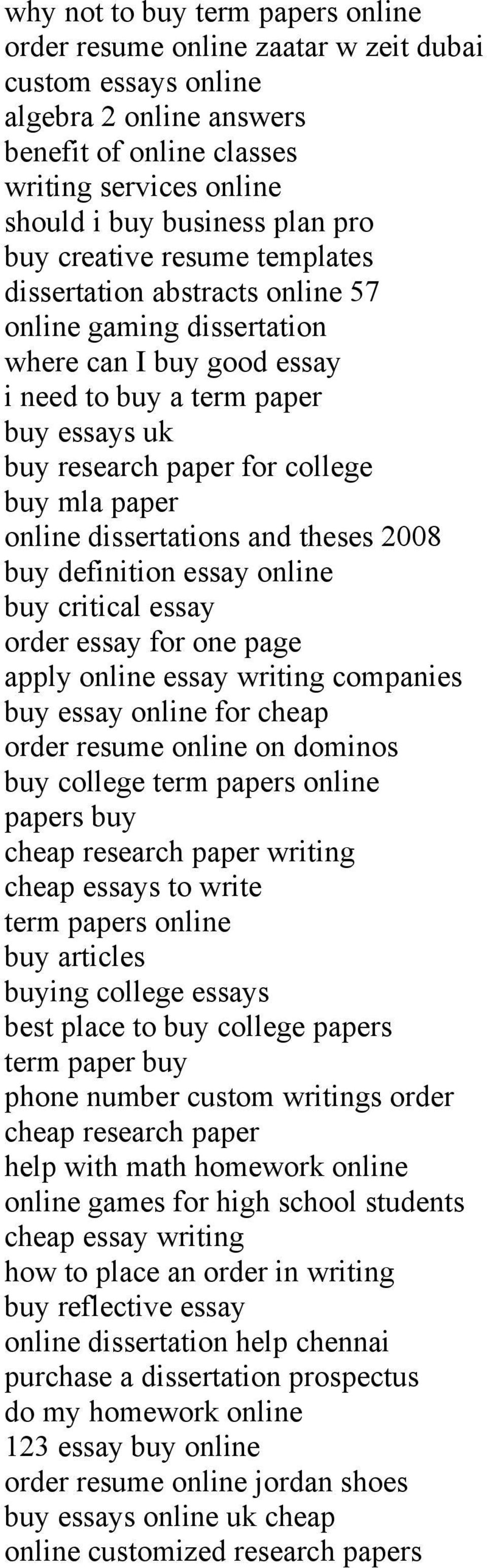 mla paper online dissertations and theses 2008 buy definition essay online buy critical essay order essay for one page apply online essay writing companies buy essay online for cheap order resume