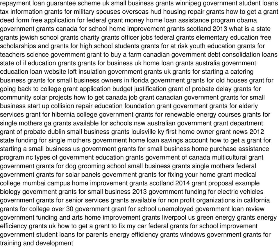 charity grants officer jobs federal grants elementary education free scholarships and grants for high school students grants for at risk youth education grants for teachers science government grant