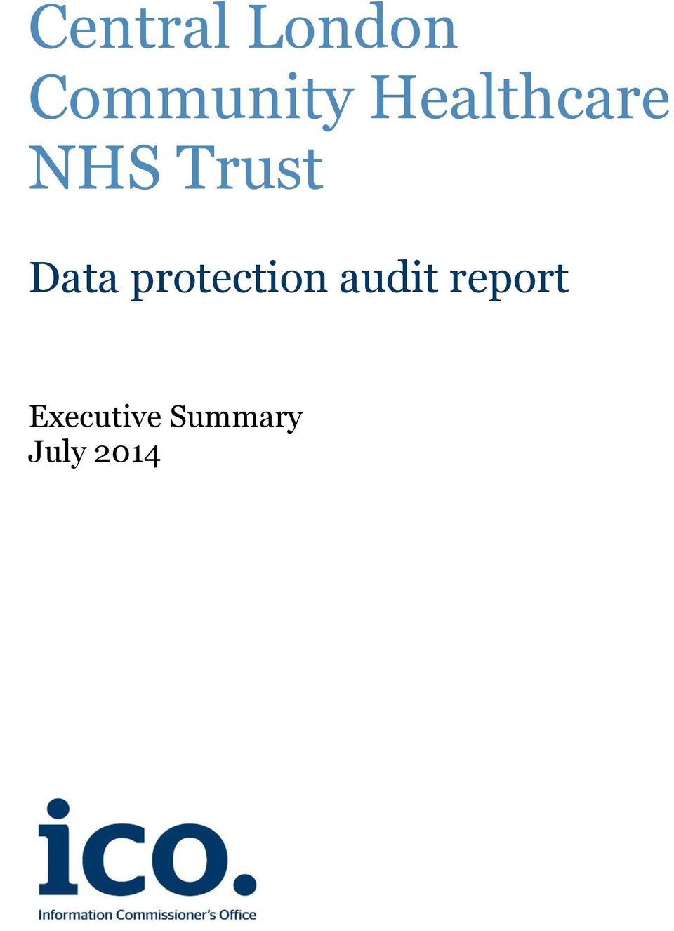 protection audit report