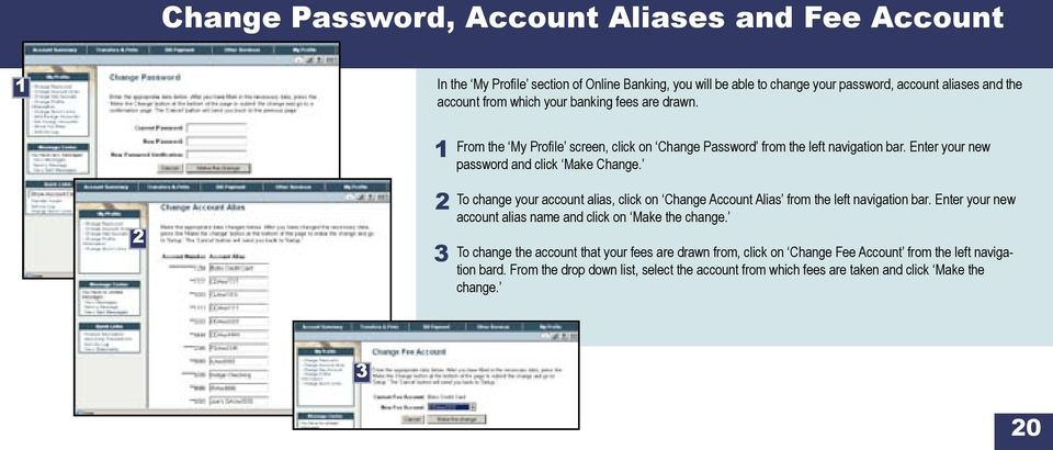 To change your account alias, click on Change Account Alias from the left navigation bar. Enter your new account alias name and click on Make the change.