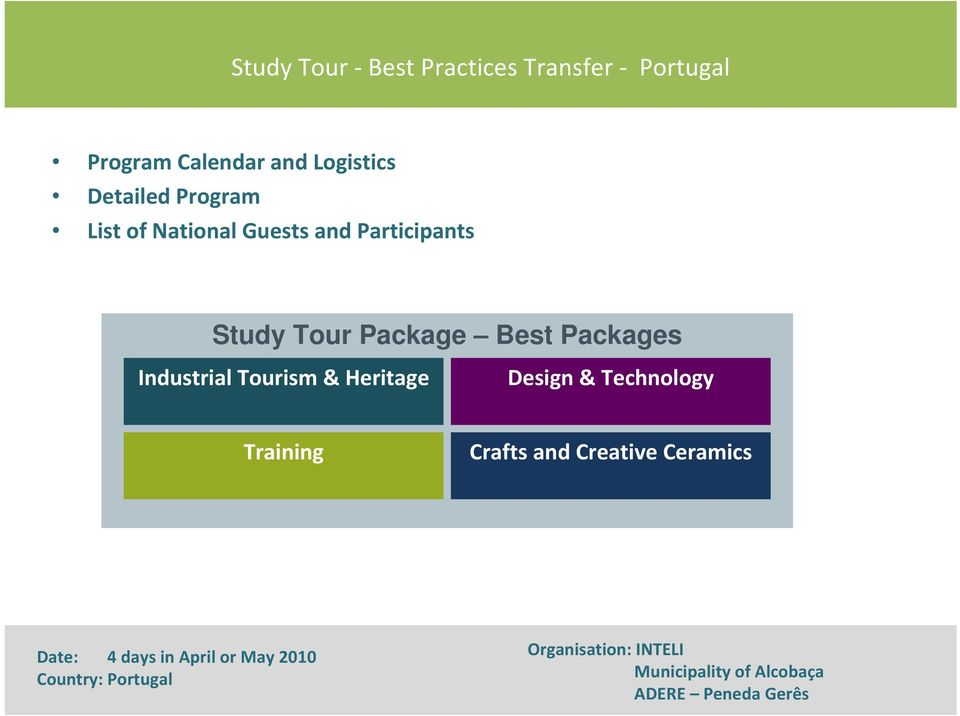 Participants Study Tour Package Best Packages Industrial