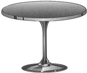 Finding Area and Circumference of a Circle The top of a table is a circle. The radius of the top of the table is 50 cm. (a) Work out the area of the top of the table.