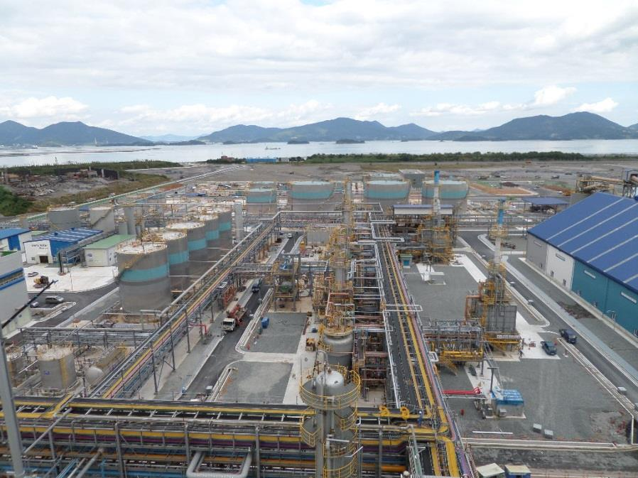 ENERGY PLANT  Project Start Completion Location Client Generation