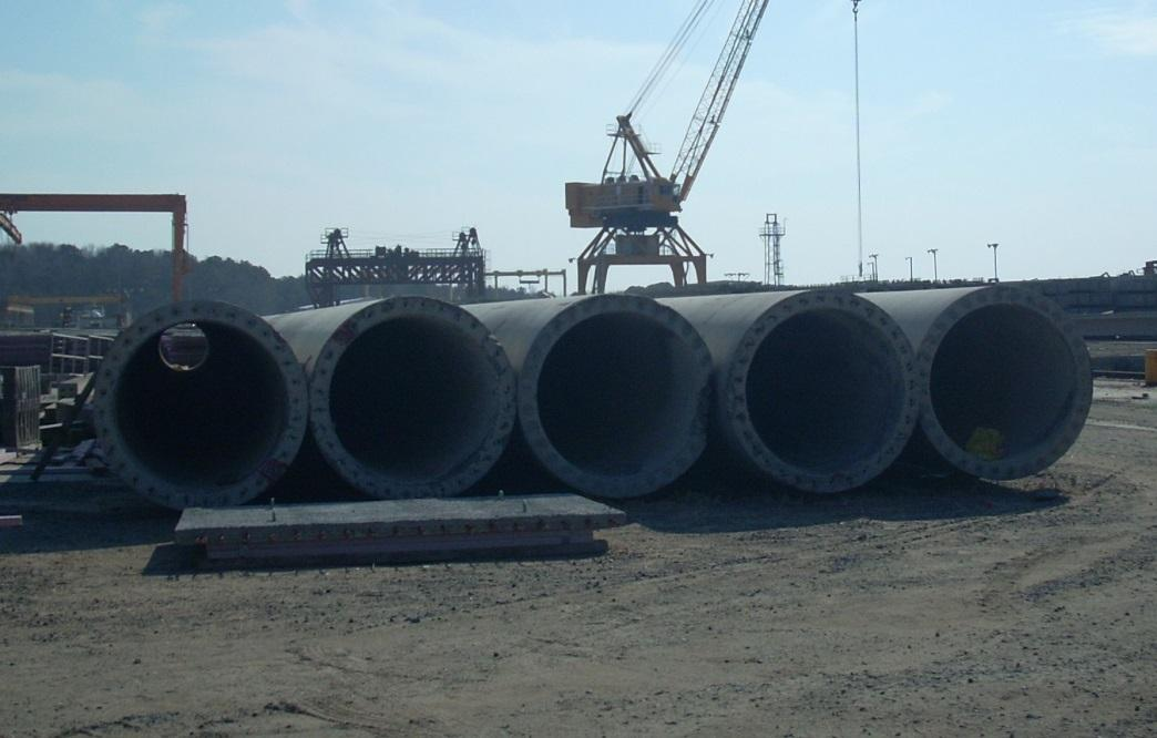 Large diameter open ended piles (LDOEPs) Driven pile Tubular steel