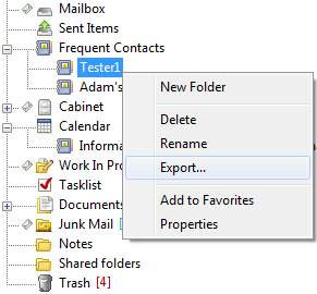 import personal address books contacts to outlook from groupwise pdf