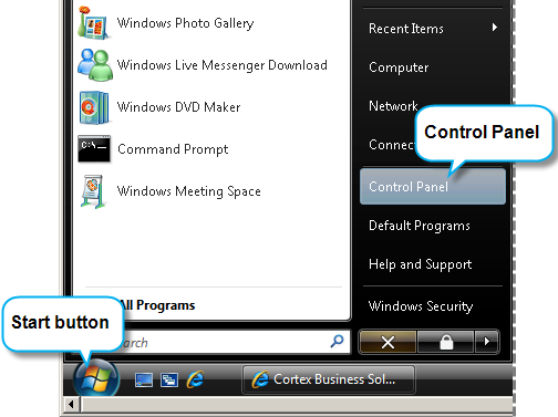 Uninstalling Previous Cortex Desktop Versions 3 In the list of programs, click Cortex Desktop Launcher to highlight it, then click the Remove button.