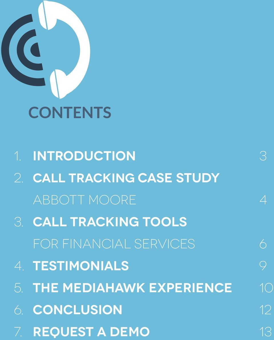 Call Tracking tools For Financial Services 6 4.