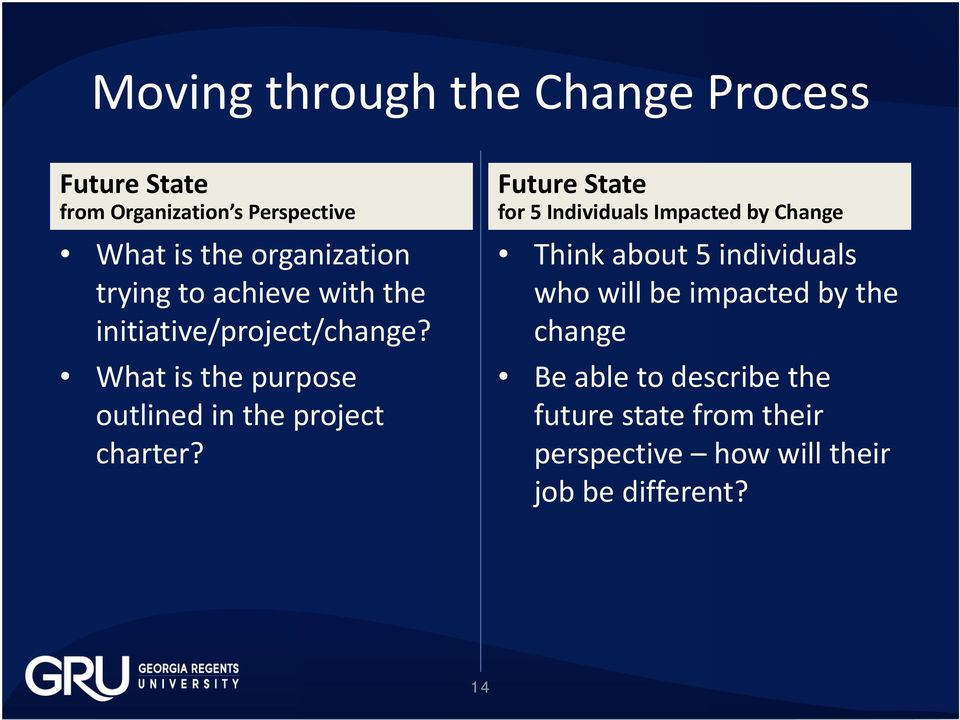 What is the purpose outlined in the project charter?