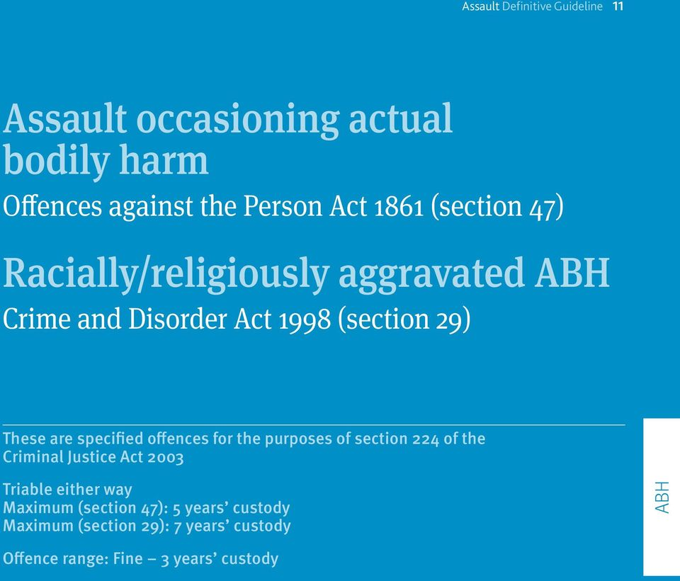 specified offences for the purposes of section 224 of the Criminal Justice Act 2003 Triable either way
