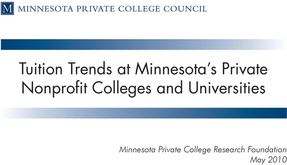 Nonprofit Colleges