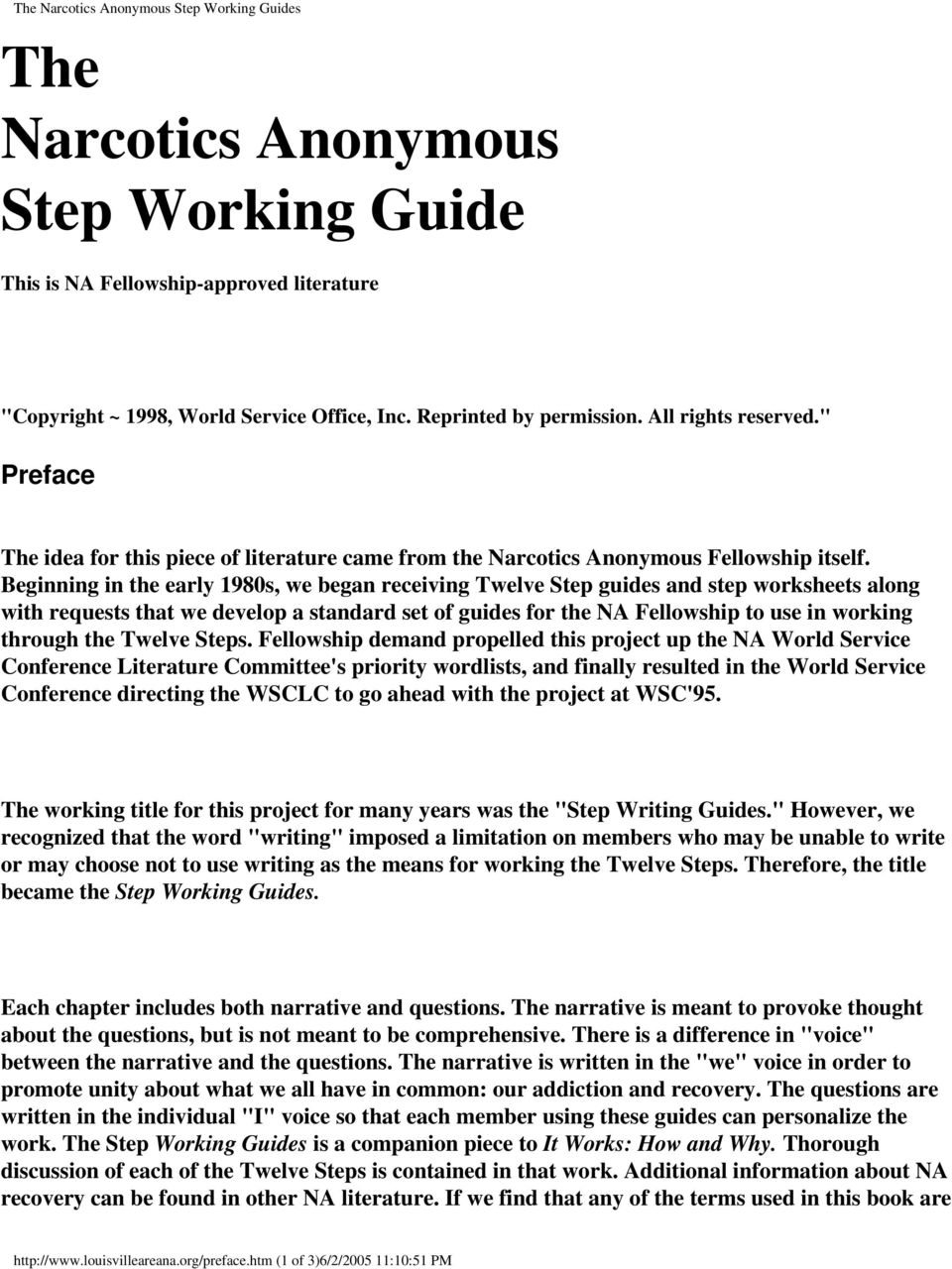 Hazelden 4th step workbook