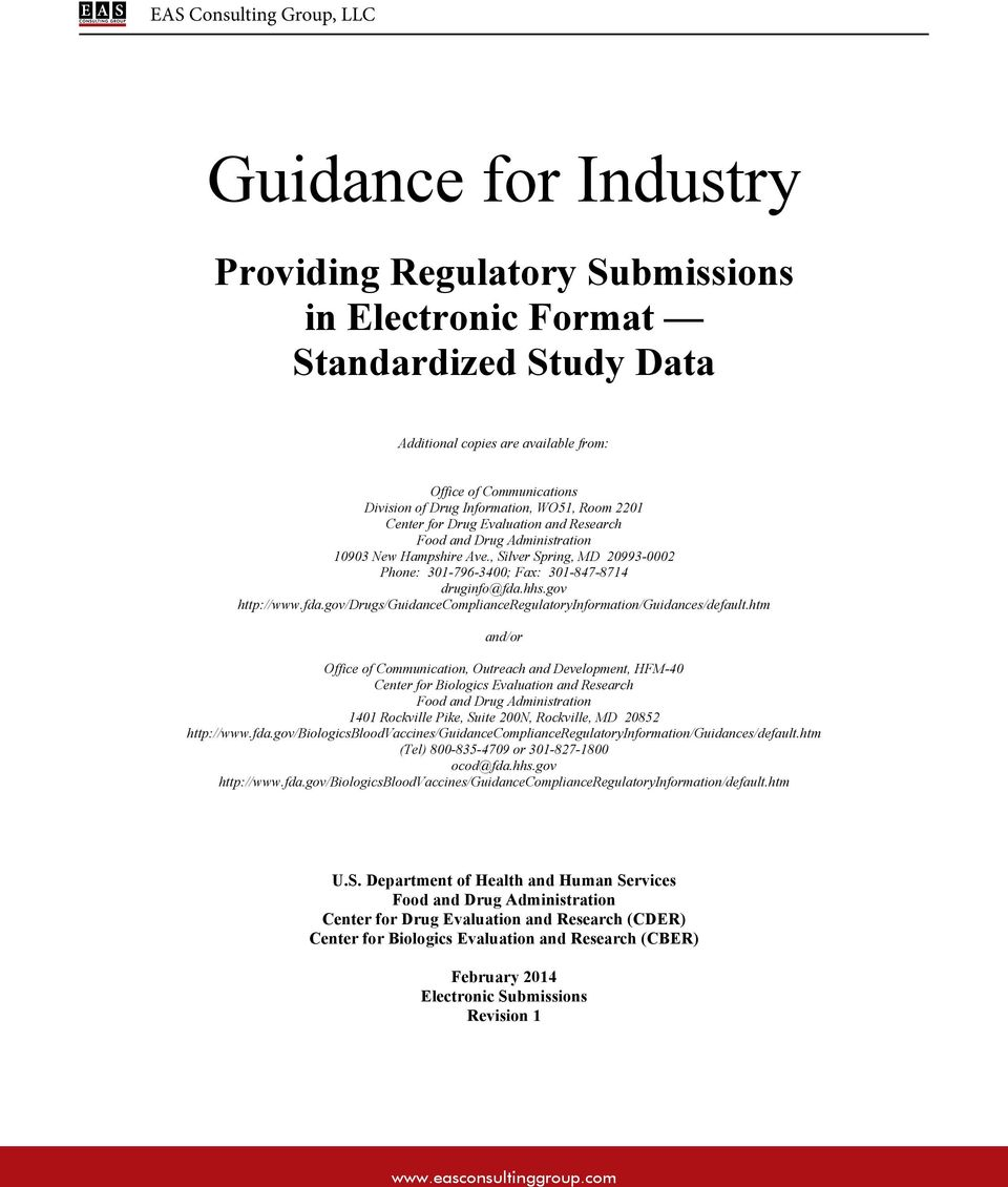gov http://www.fda.gov/drugs/guidancecomplianceregulatoryinformation/guidances/default.