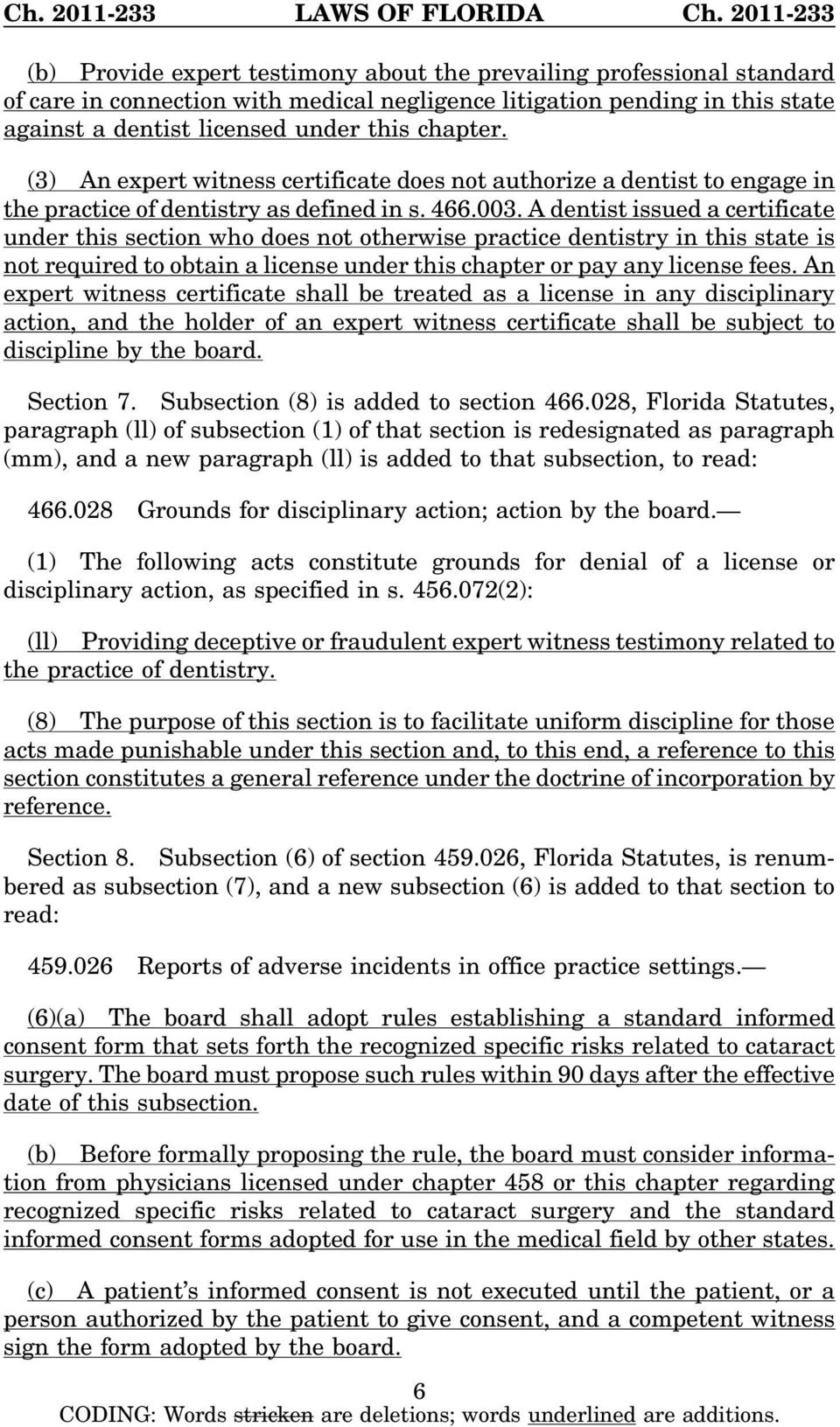 A dentist issued a certificate under this section who does not otherwise practice dentistry in this state is not required to obtain a license under this chapter or pay any license fees.