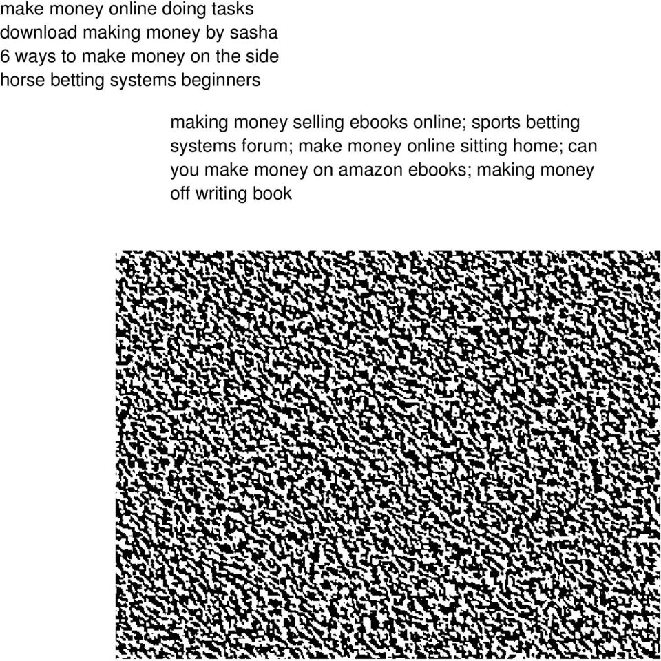 selling ebooks online; sports betting systems forum; make money online