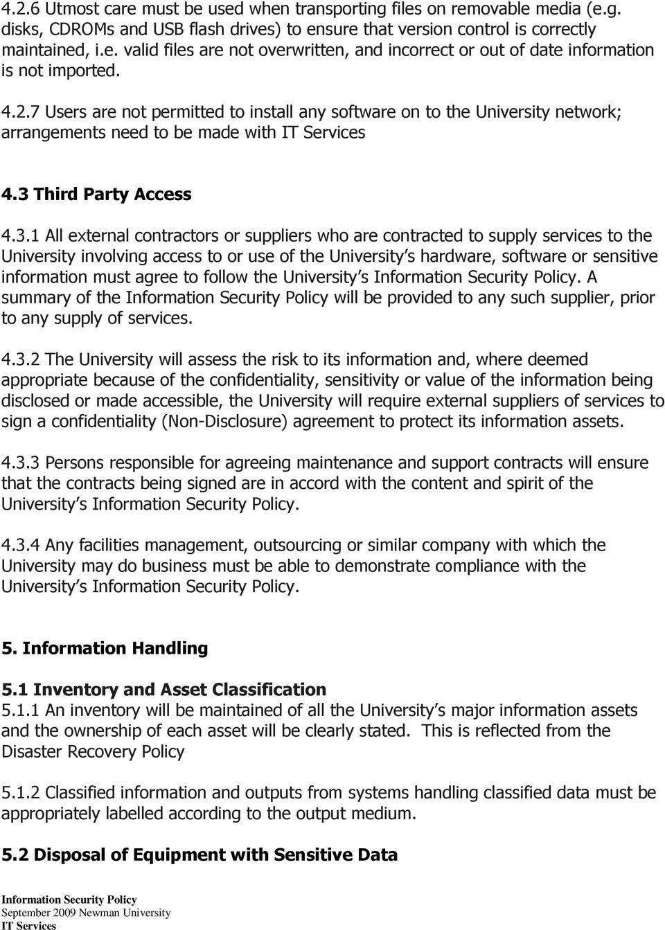 Third Party Access 4.3.