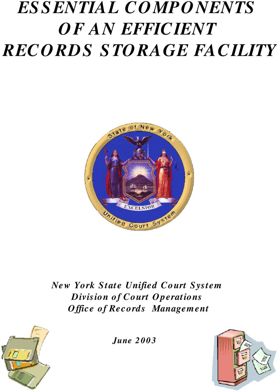 Unified Court System Division of Court