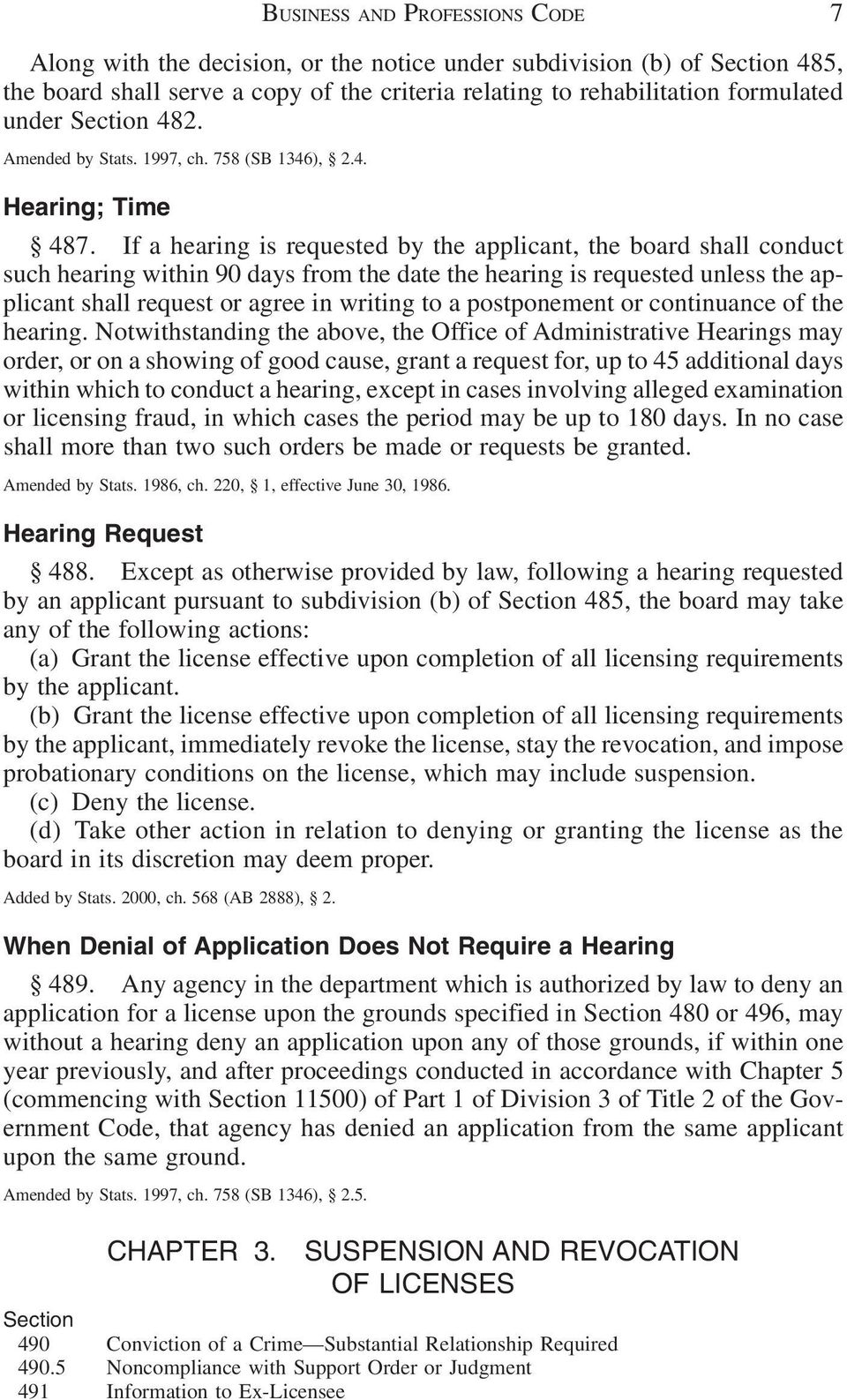 If a hearing is requested by the applicant, the board shall conduct such hearing within 90 days from the date the hearing is requested unless the applicant shall request or agree in writing to a