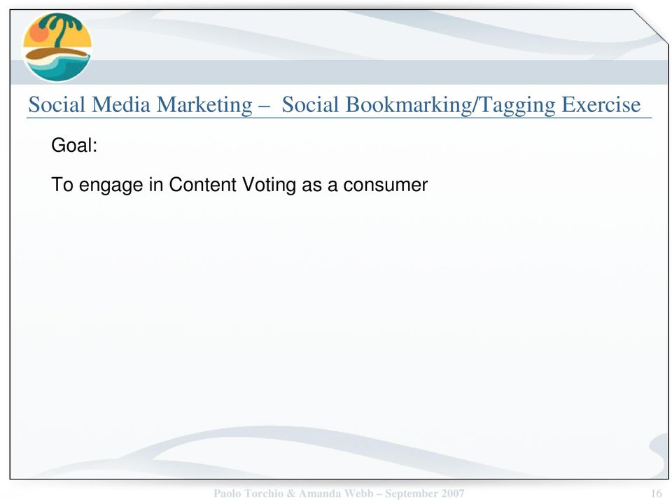 engage in Content Voting as a