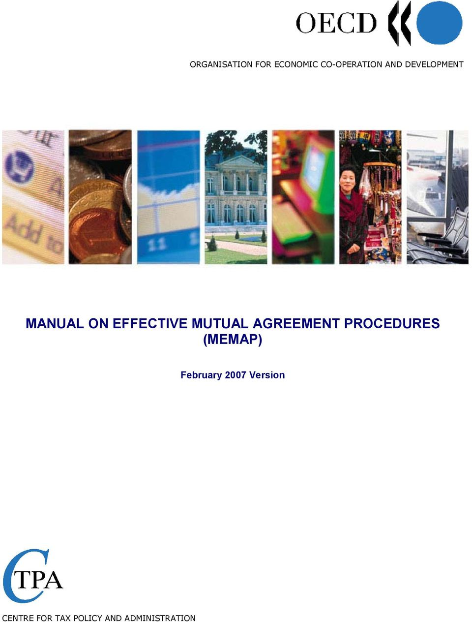 AGREEMENT PROCEDURES (MEMAP) February 2007