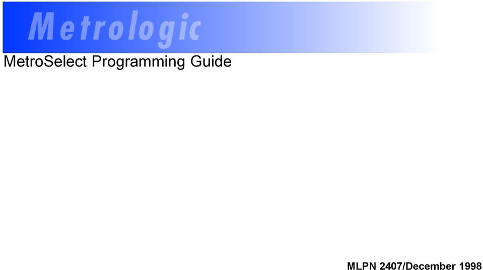 Guide MLPN