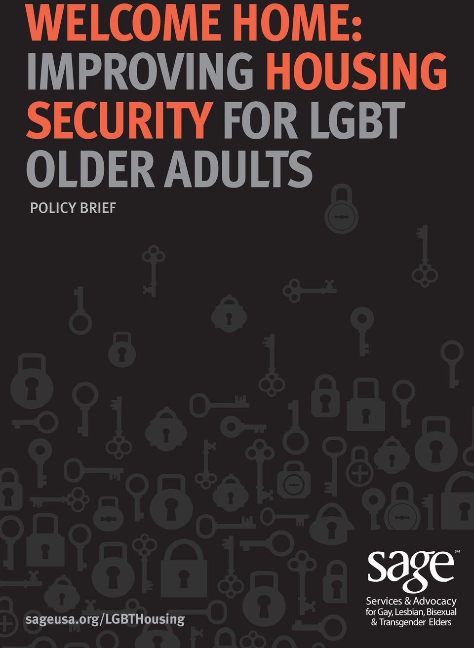 LGBT OLDER ADULTS POLICY