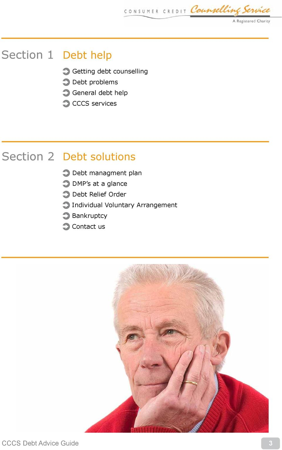 solutions Debt managment plan DMP s at a glance Debt