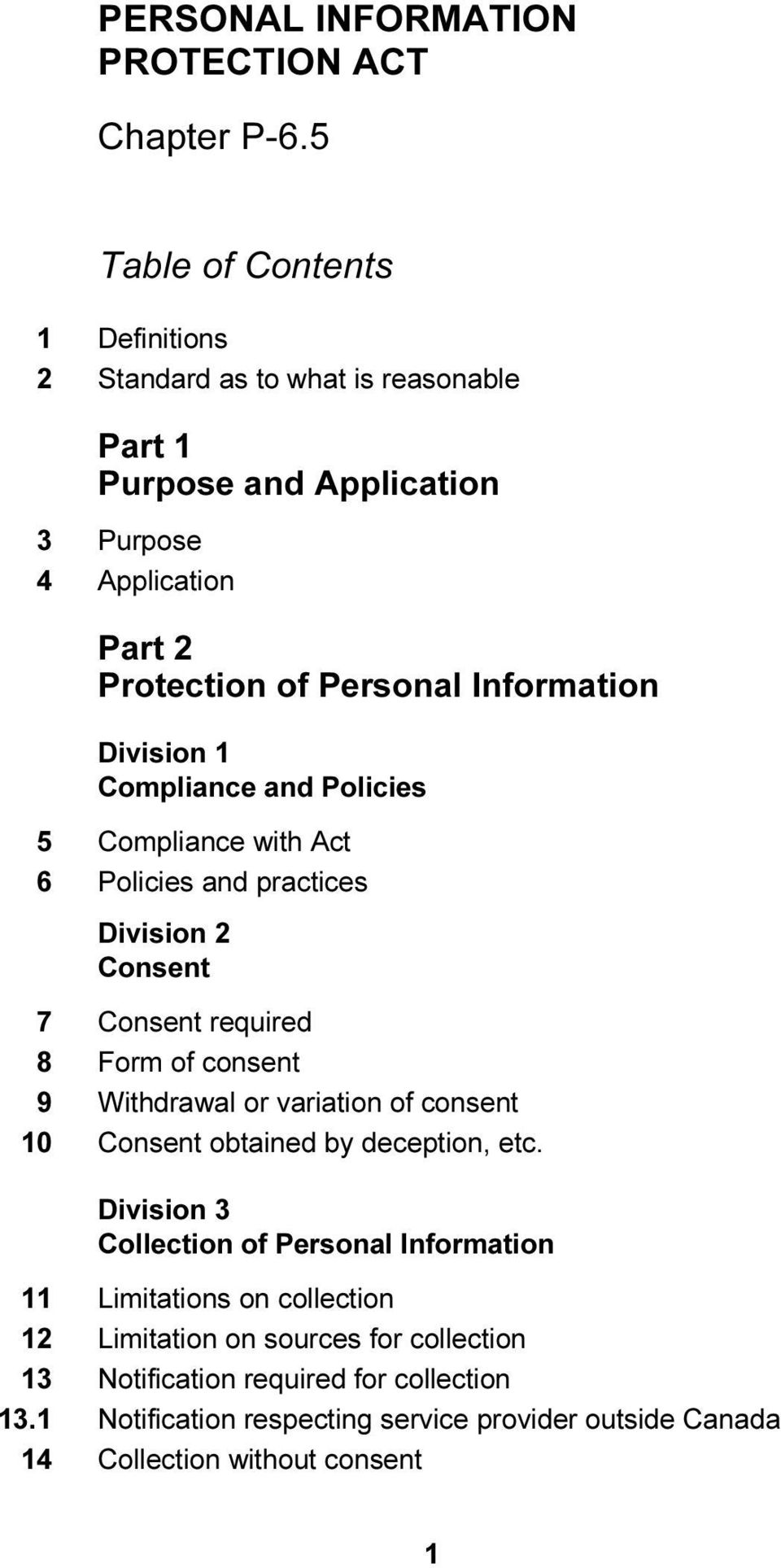 Withdrawal or variation of consent 10 Consent obtained by deception, etc.