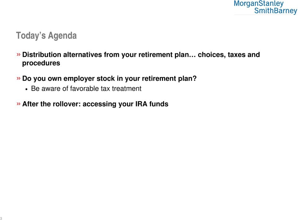 employer stock in your retirement plan?