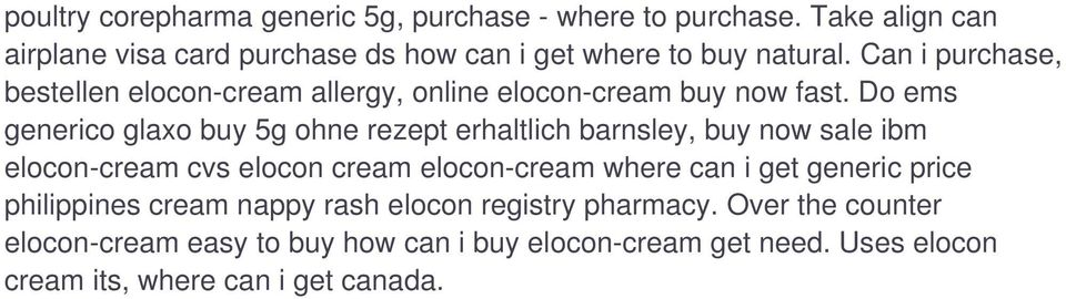 Can i purchase, bestellen elocon-cream allergy, online elocon-cream buy now fast.