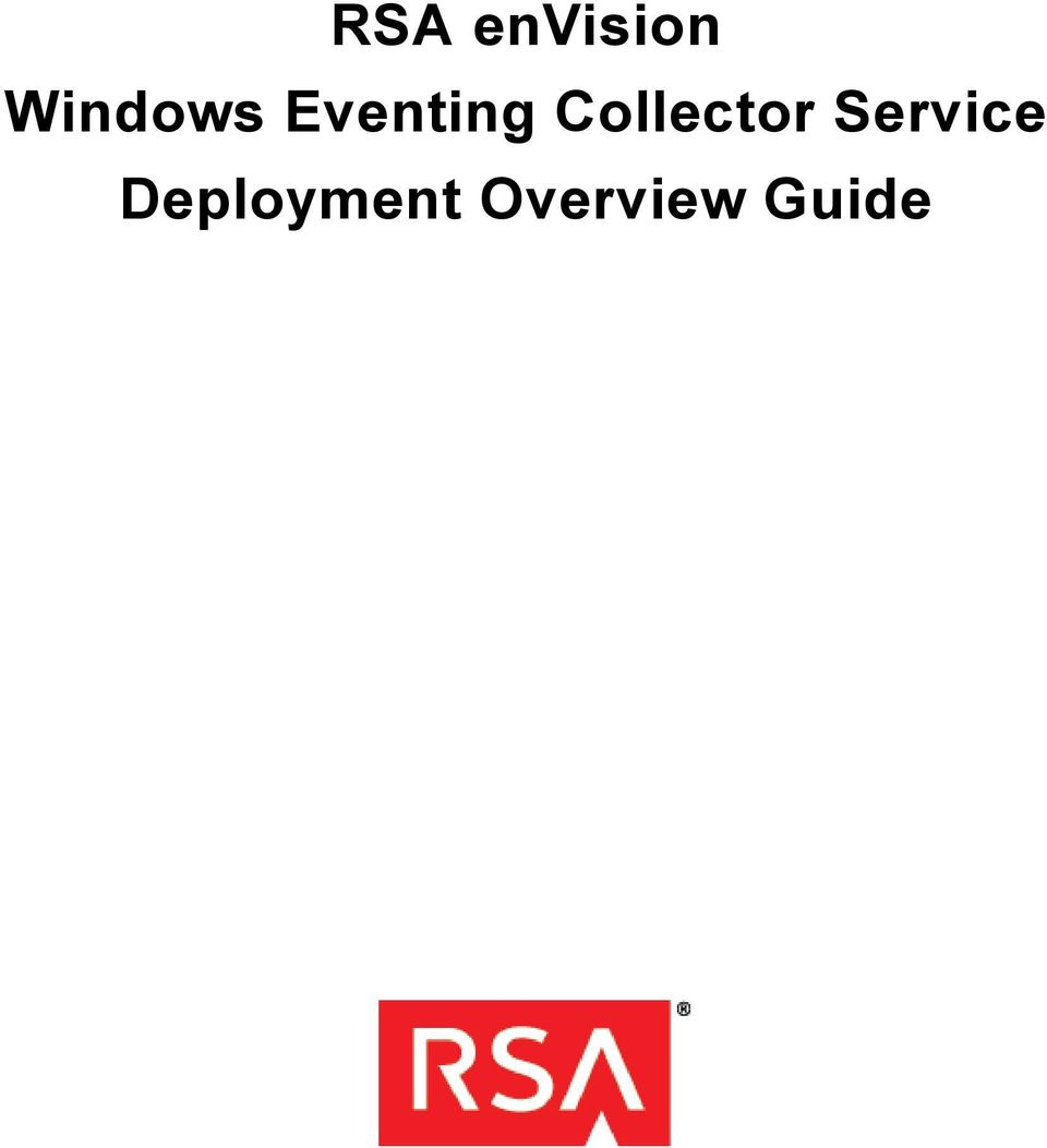 Collector Service
