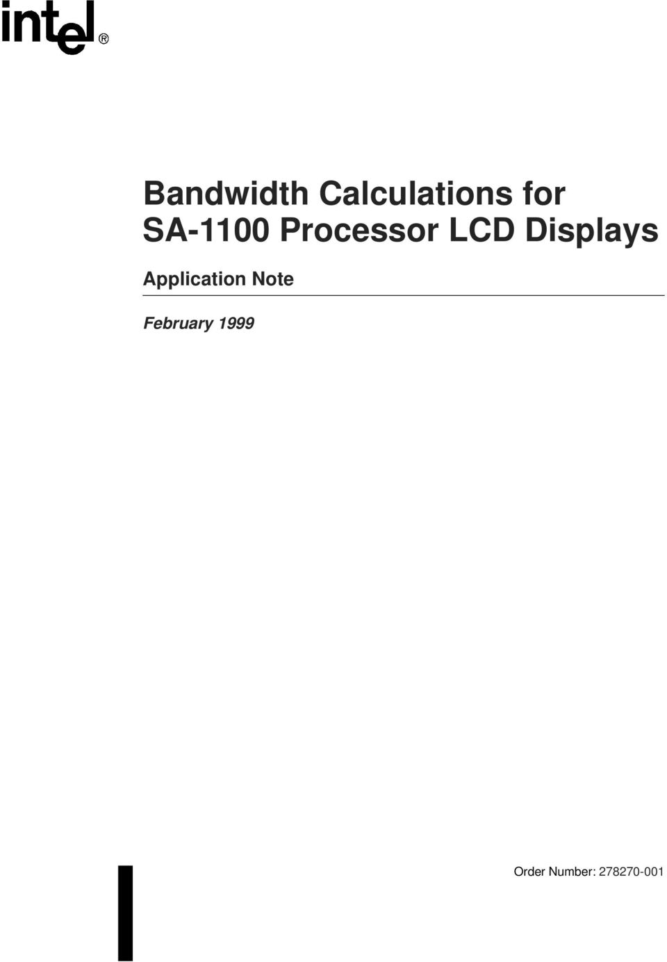 Displays Application Note