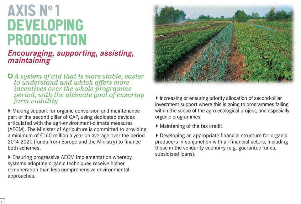 agri-environment-climate measures (AECM).