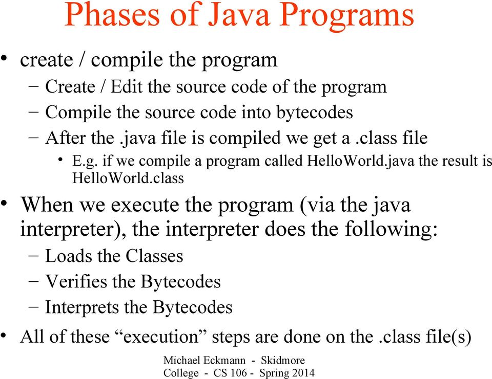 java the result is HelloWorld.