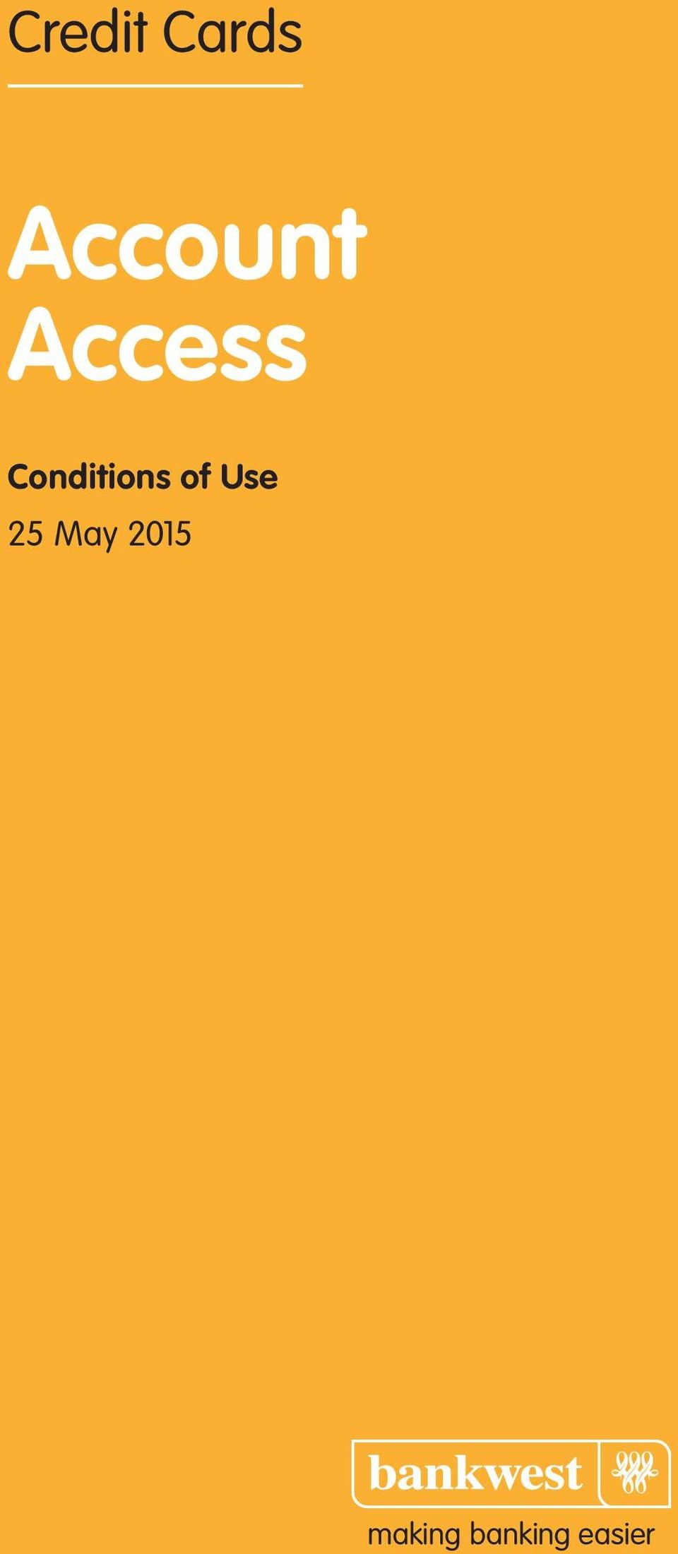 Conditions of Use 25