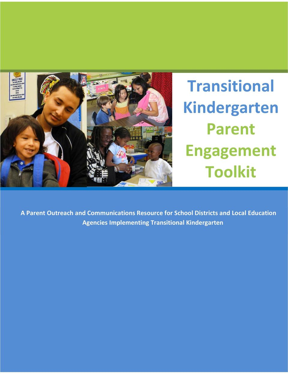 Resource for School Districts and Local