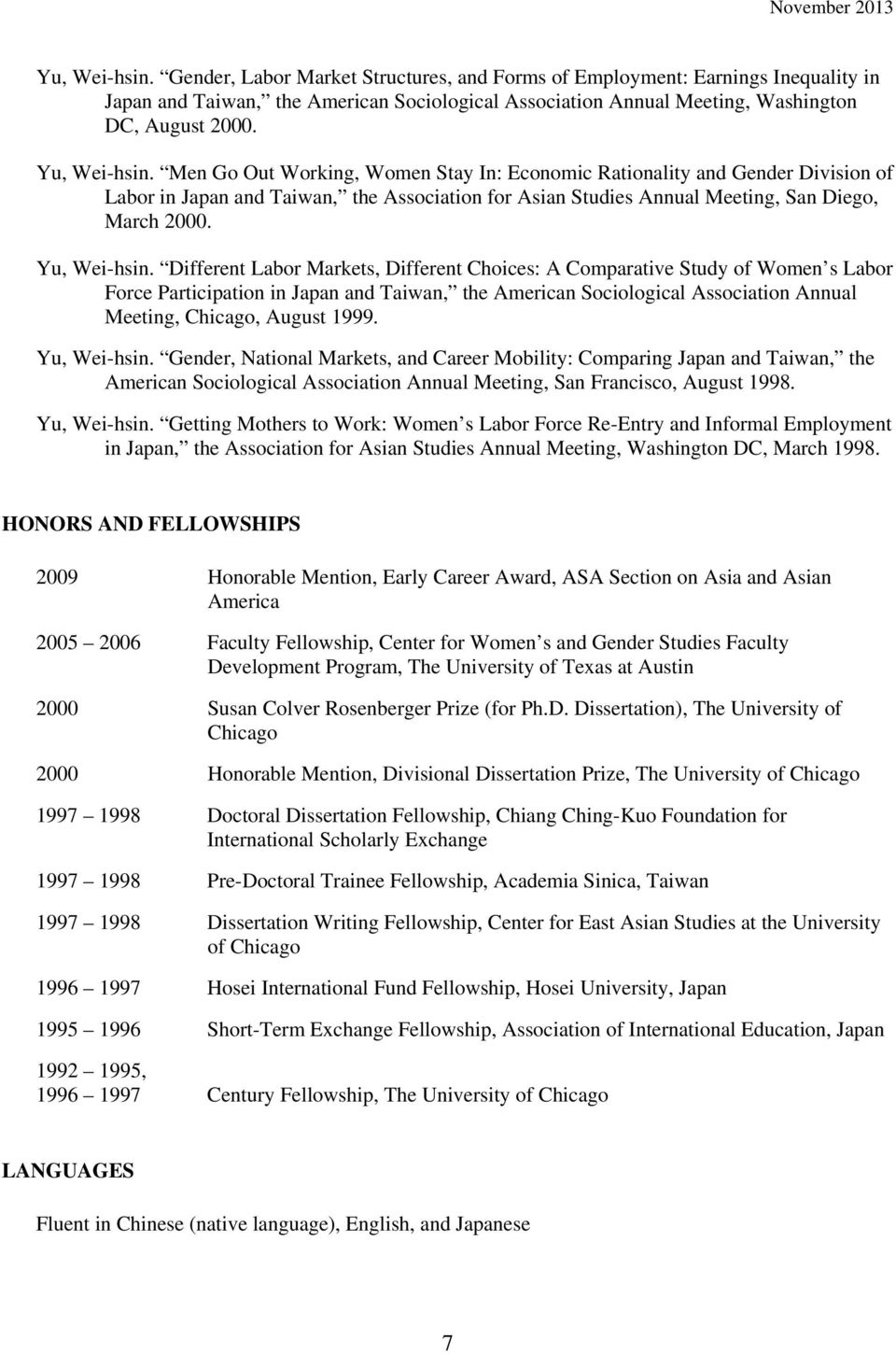 chiang ching-kuo foundation dissertation fellowship Brookings institution predoctoral/dissertation fellowship in (decline) chiang ching-kuo foundation department of anthropology mark hanna.