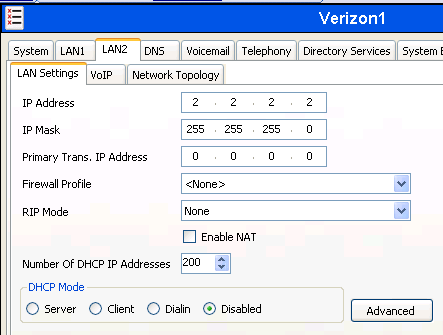 How to Set Up Static IP Addresses With Verizon FiOS Routers