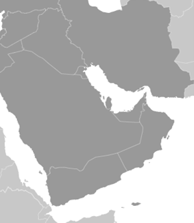 Abu Dhabi-United Arab Emirates (UAE) UAE is outlined in green Abu Dhabi is the federal capital of UAE & largest among 7 Emirates extending over 67,000 sq km (87% of country s total area