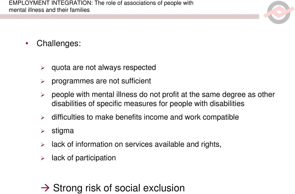 people with disabilities difficulties to make benefits income and work compatible stigma lack