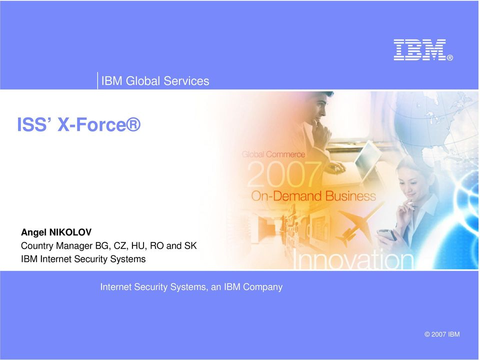 and SK IBM Internet Security Systems