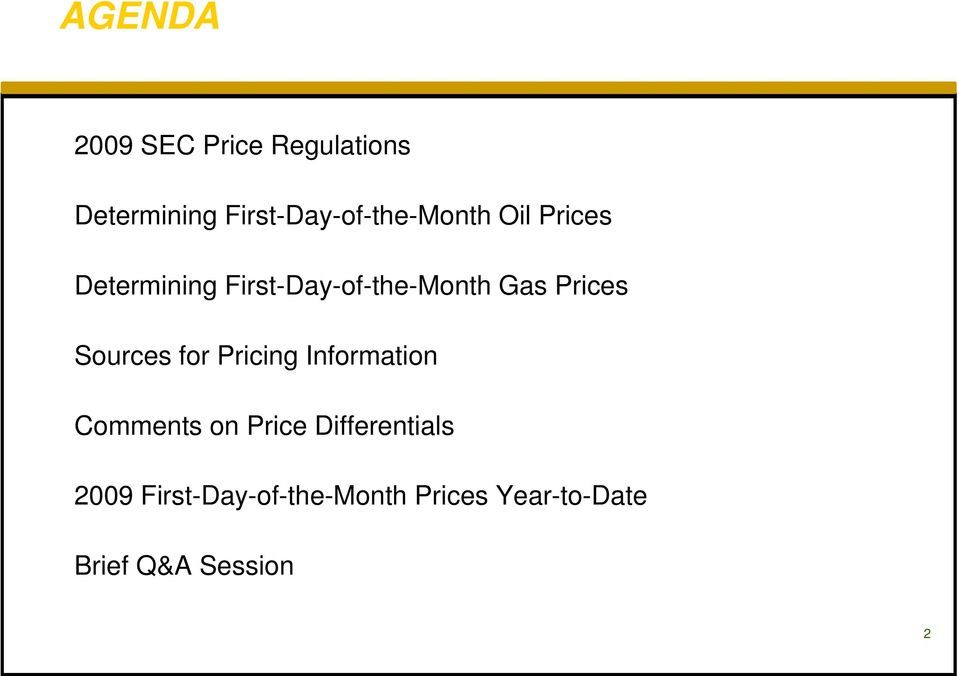First-Day-of-the-Month Gas Prices Sources for Pricing