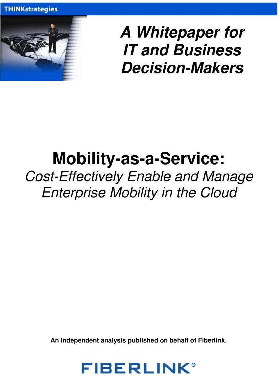 and Manage Enterprise Mobility in the Cloud
